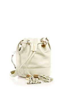 d4fcb37cd0 See by Chloé - Vicki Small Leather Bucket Bag Unique Handbags