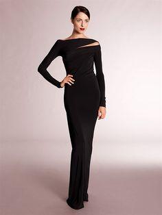Abiye Budur : Donna Karan 2013 Abiye Elbise Modelleri