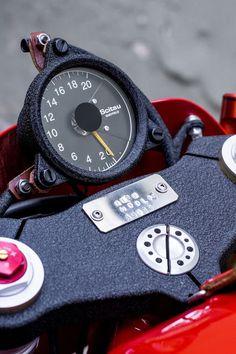 The Ago TT - RocketGarage - Cafe Racer Magazine