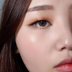 Discover more about eye makeup tips and tricks Cute Eye Makeup, Perfect Makeup, Beauty Makeup, Makeup Looks, Hair Makeup, Korean Makeup Look, Korean Makeup Tips, Asian Eye Makeup, Monolid Eyes