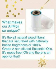 Air Moji Runs On A Rechargeable Battery Which Operates A Fan. The Fan Blows  Cool Air Through The Scent Pod Giving You Instant Fragrance.