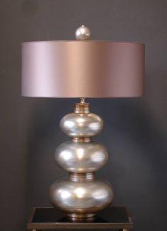 Metallic Art - Table Lamp