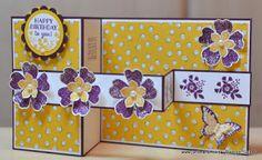 JanB Handmade Cards Atelier: Double Z Card?