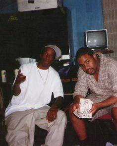 Big L and Lord Finesse 90s Hip Hop, Hip Hop And R&b, Hip Hop Rap, Classic Hip Hop Albums, East Coast Hip Hop, New School Hip Hop, History Of Hip Hop, Big L, Good Raps