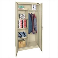 Classic Plus Deep/Tall Mobile Combination Cabinet