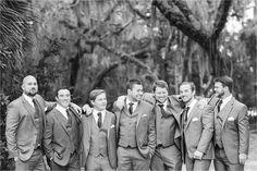 Amelia Island Plantation Wedding, Brittany Brock Photography, Groom, Groomsmen, Groomsmen photos, Walker's Landing