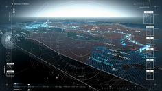 TRANSNEFT INTERACTIVE MAP on Behance