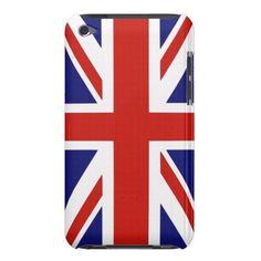 iPod touch hoesje - Britse vlag