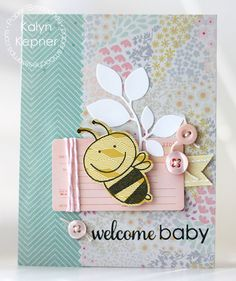 paper is love | A Craft Blog by Kalyn Kepner - Paper Smooches