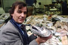 Chef Keith Floyd who had numerous cooking series through out the He was an absolute legend and re wrote the rule book on cooking shows. Great British Food, Tv In Kitchen, Tv Chefs, Best Hero, Types Of Food, Food Type, Food Shows, Chef Recipes, Best Tv