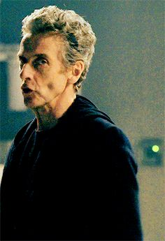 Imagine the 12th Doctor hearing you sing and when you end your song, he applauds and compliments you.