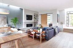 Mount Pleasant Home by Project 22 Design