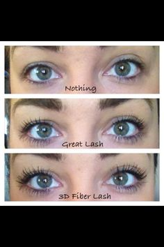 Younique 3D Fiber Lash Mascara, No messy glue or falsies, order here www.youniqueproducts.com/savannahgillis/