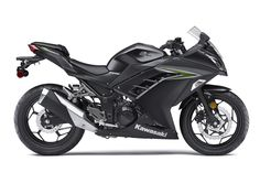 Check out the Kawasaki 2016 NINJA® 300 ABS