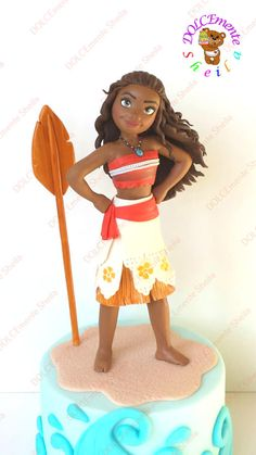 Moana by Sheila Laura Gallo