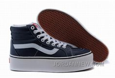 http://www.jordannew.com/vans-sk8hi-classic-platform-navy-blue-womens-shoes-online.html VANS SK8-HI CLASSIC PLATFORM NAVY BLUE WOMENS SHOES ONLINE Only $74.52 , Free Shipping!