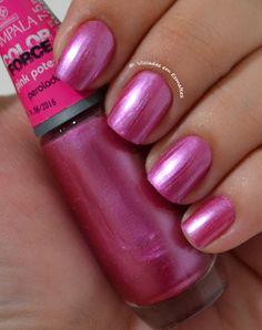 Esmalte Pink Potente Impala Color Force