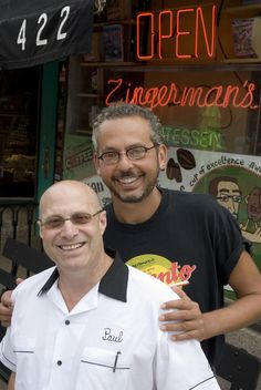 Zingermans has grown by creating a clear vision document. The co-founders describe how you can use their recipe in my WorkingKind.com blog post.