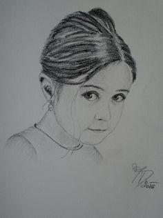 Angelika - my daughter