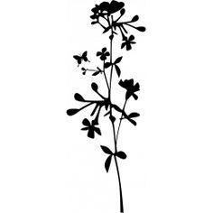 Sticker Fleur des champs