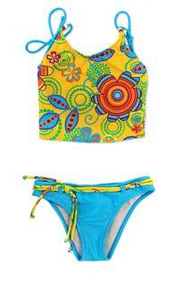 Traje de baño de niña Swim #tiendascarrion #swim #summer
