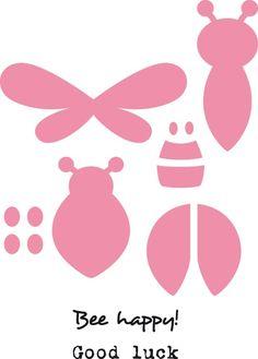 http://www.scrappasja.pl/k81,maszynki-i-akcesoria,1,36,marianne-design.html / libellule coccinelle abeille