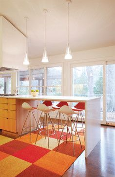 Snack Bar Design Ideas, Pictures, Remodel, and Decor - page 16