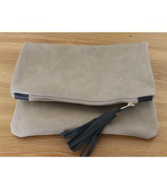 Fold-over Leather Pouch at Joann.com