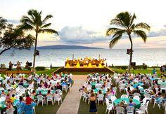 Hawaiian culture welcomes you every Monday, Thursday, Friday and Saturday with the Te Au Moana Luau at #WaileaMarriott. #luau