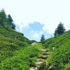 Où est-ce que ce chemin peut bien vous mener ? 😍😎  Do you recognise this path ? 😉🤔  #refugedesaiglons #aiglonslifestyle #landscapes #paysage #chamonix #instadaily #anotherdayinchamonix #picoftheday #hikingchamonix #greatoutdoors Chamonix, Paths, Hiking, River, Photo And Video, Landscape, Outdoor, Instagram, Mont Blanc