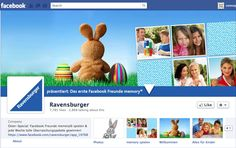 Ravensburger Page - Easter Look