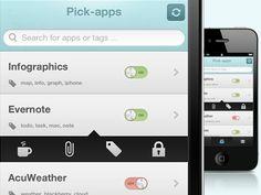 Today we have decided to put together 40 well design iPhone app designs. Web Design, App Ui Design, Graphic Design Trends, Mobile App Design, User Interface Design, Mobile Ui, Iphone App Design, Iphone Ui, Apps
