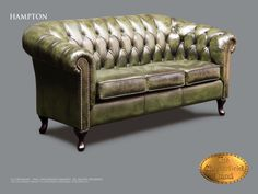 Chesterfield Banken Hampton 3 zits bank | Chesterfieldshowroom.com