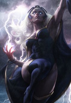 Storm Arise by Artgerm.deviantart.com on @DeviantArt - More at https://pinterest.com/supergirlsart/ #marvel #comics #xmen