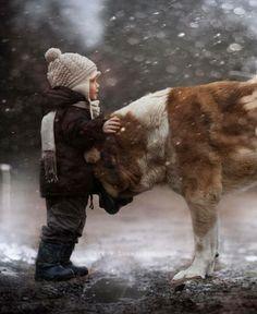 This is so incredibly poignant <3 <3  Photo by Elena Shumilova