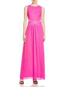 Nicole Miller Queen of the Night Gown | Bloomingdale's