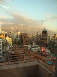 Skyscrapers (Santiago, Chile)