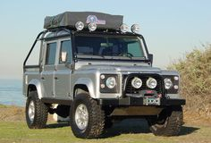 land rover defender roll bar - Google Search
