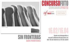 """Concurso Internacional de Fotografía 2015 """"Sin Fronteras"""""""