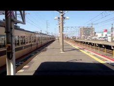2013年4月28日 湖西線堅田駅
