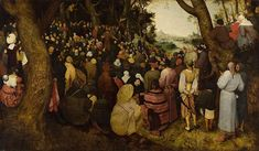 Dutch and Flemish Renaissance painting represents the 16th century response  to Italian Renaissance art in the Low Countries.