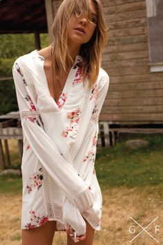 Gentle Fawn 'Presley Dress' // available at the Town & Country location