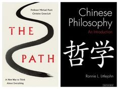 Chinese philosophy: two approaches