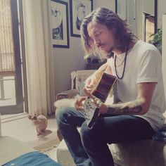 Mornings with @brandonboyd #asrt #brandon #boyd