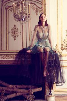 9202e7a5e1dc Alexis Mabille Fall 2017 Couture Fashion Show