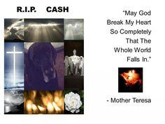 RIP Cash