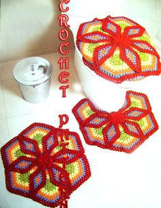 Hey, I found this really awesome Etsy listing at https://www.etsy.com/listing/153971679/crochet-pattern-rugs-accesories-for