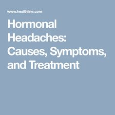 24 Best Headaches images in 2018 | Migraine, Migraine diet
