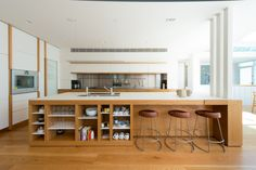 under bench kitchen shelving - Google Search