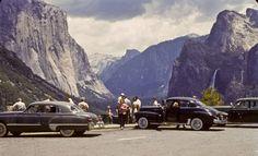 adamscoren: Yosemite National Park, 1949 by MichaelRyerson on Flickr.